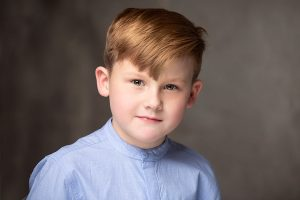 Child Actor Headshot Photography