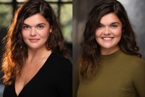 Actress Headshot for Molly Longworth