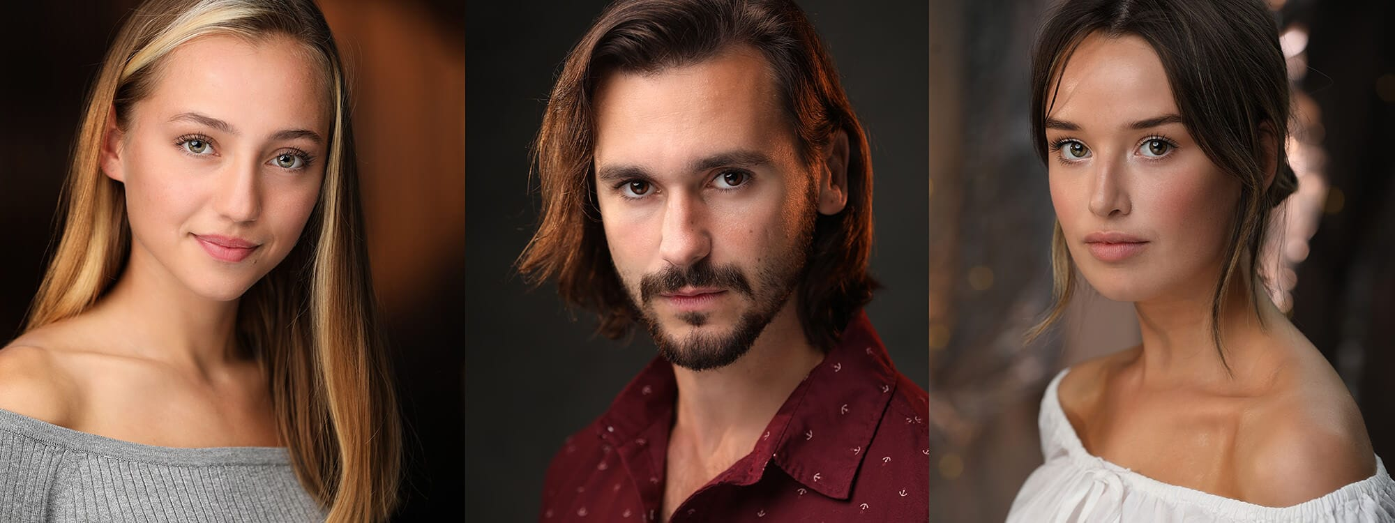 Professional Actor Headshots