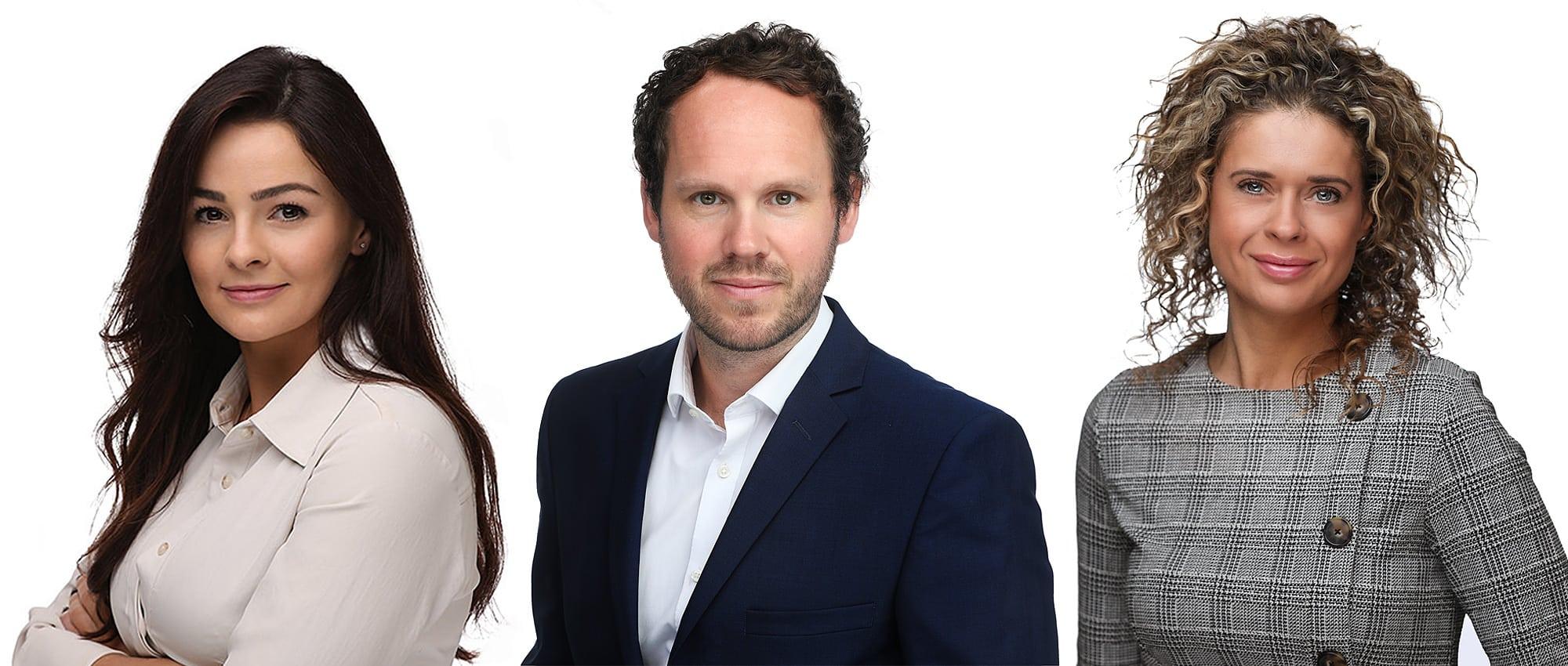 Corporate Headshots in London and Bristol