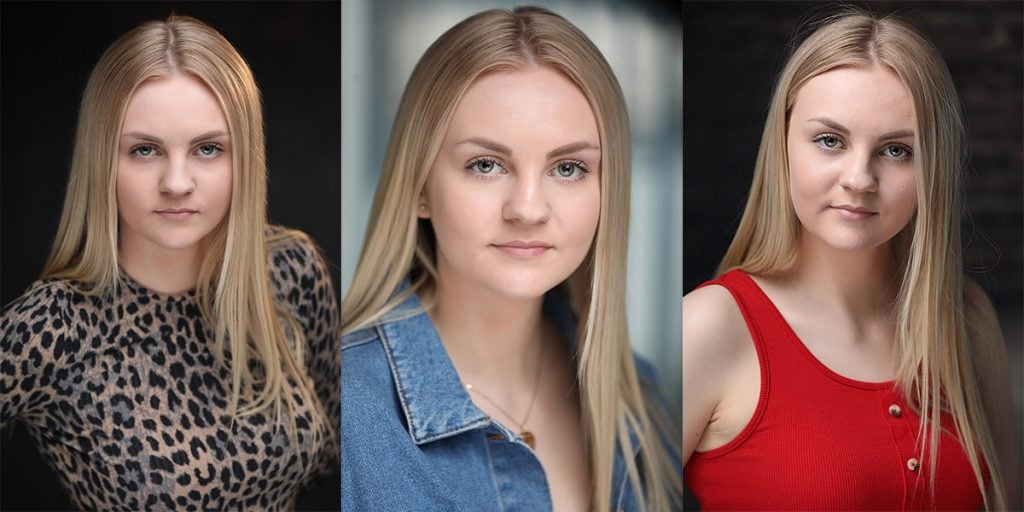 Actor Headshots - Alicia May Davies - 002