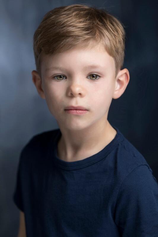 actor headshots children