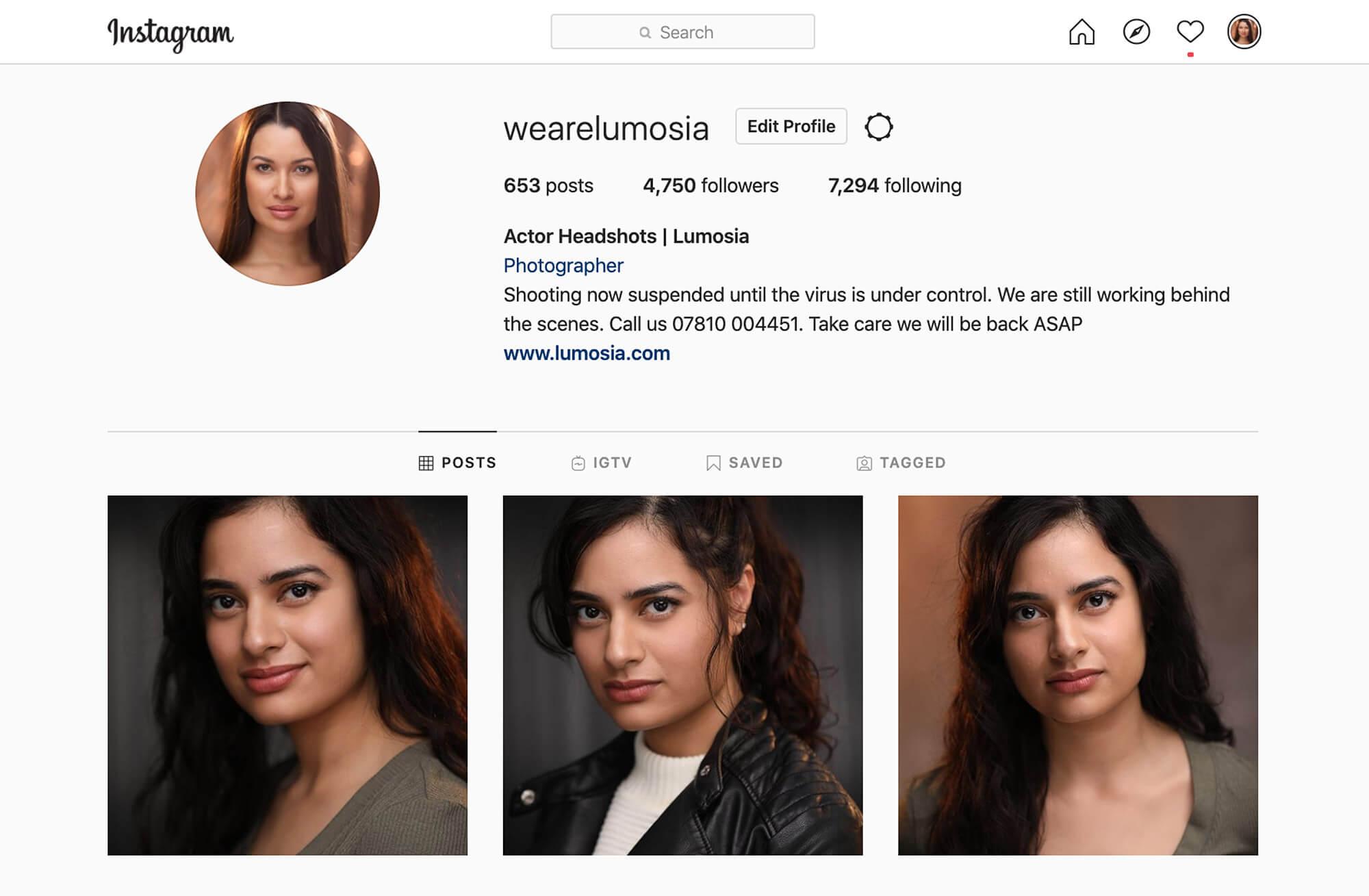 Instagram-for-Actors