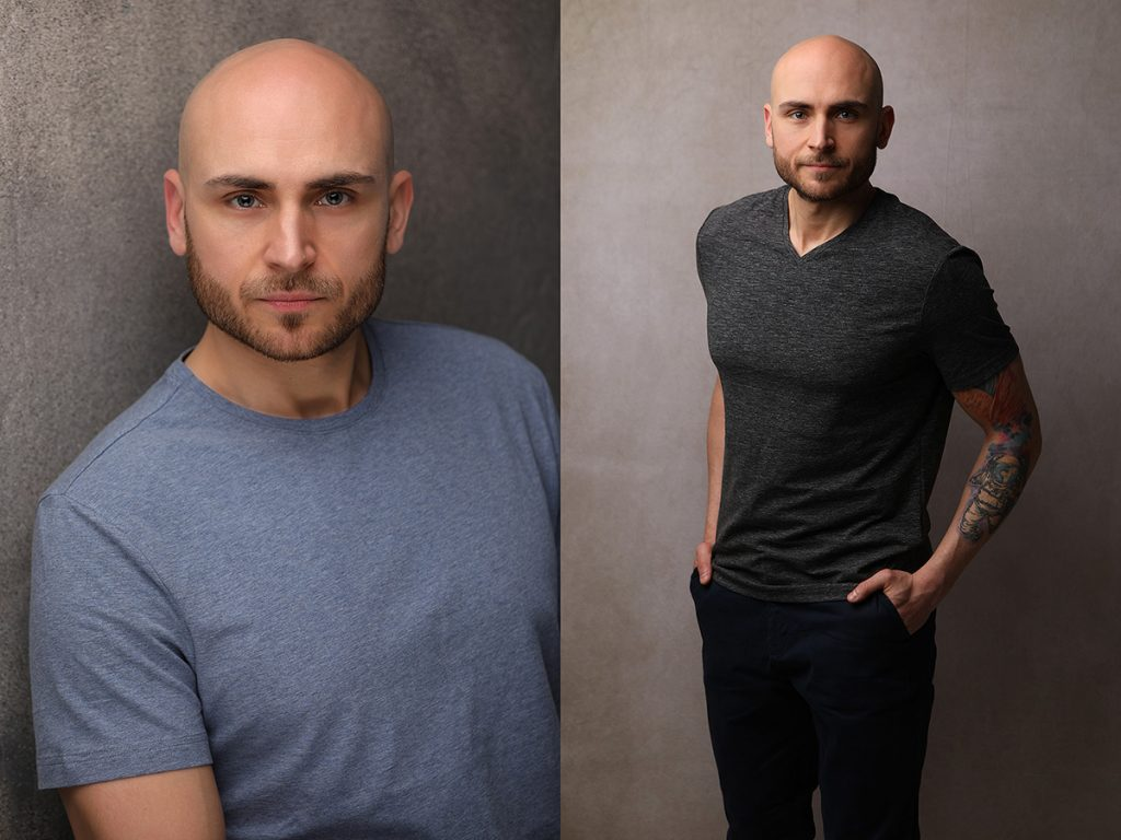 Headshot Photographer London | Ozzy Chetin