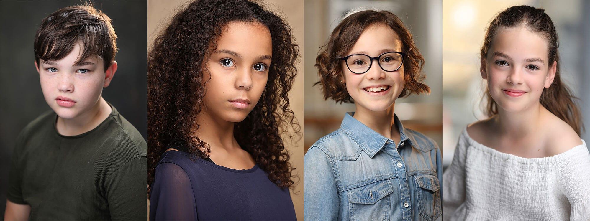 Child Actor Headshot Photographer