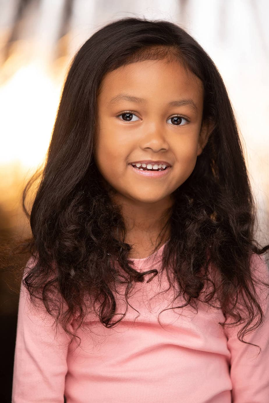 Child Actor Headshots Mack and Mabel