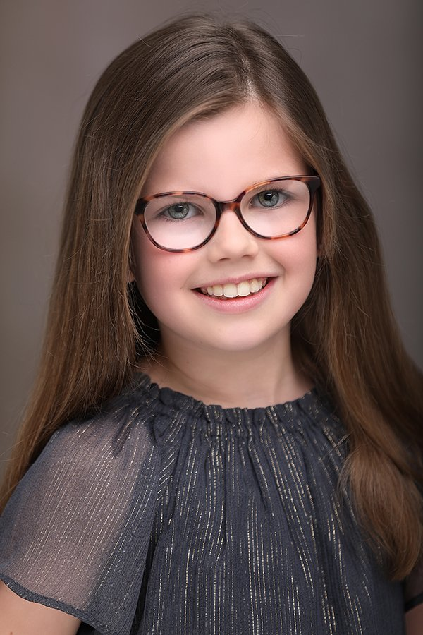 Headshot Photography for Child Actors