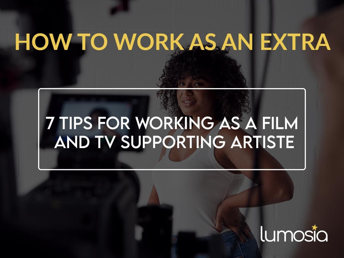 How to work as an Extra in TV and Film